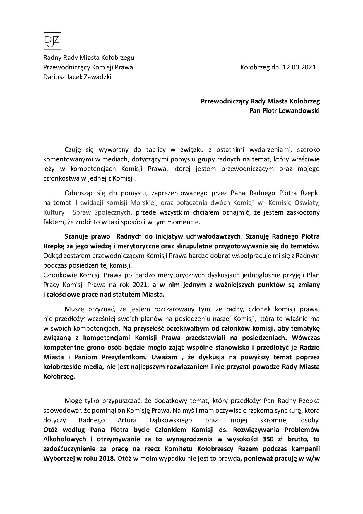 Komisja Prawa RM page 001